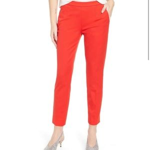 J. Crew Martie Pant Bi Stretch Cotton 0 4